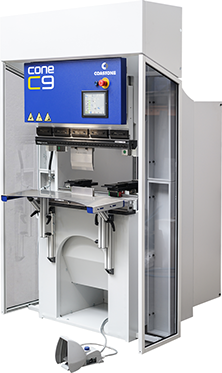 COASTONE 25 TON X 34 INCH CNC 3 AXES C9 SERVO-DRIVE BALL-SCREW ELECTRIC PRESS BRAKE -NEW-IN-STOCK