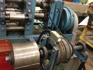 IRM 2 HIGH 6″ WIDE X 4″ OD ROLLING MILL