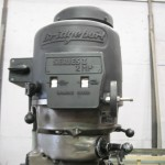 BRIDGEPORT 2J TURRET MILLING MACHINE