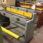 A - SMS - Stock - Shear, Foot, Precision, 52 x 16 G - 2