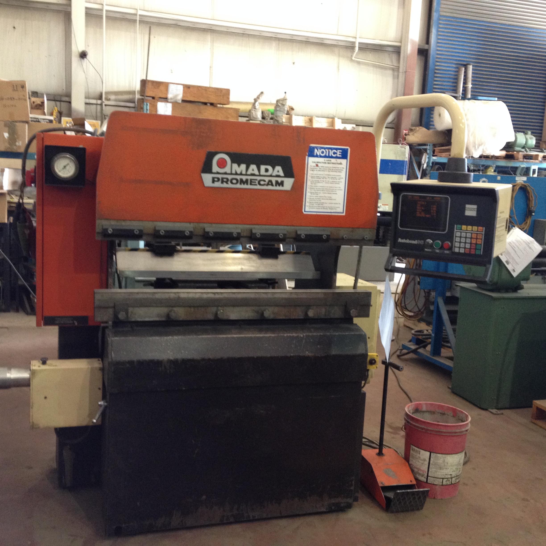 press brake brake press hydraulic mechanical pneumatic cnc rh stevensmachine com Used Amada Press Brakes Amada Shear Manual