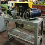 A - SMS - Stock - Saw, Double Mitre, Pistorius, 110 Volt - 3