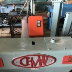 A - SMS - Stock - Buffer, Double Ended, CHVW, 7.5 Hp - 4